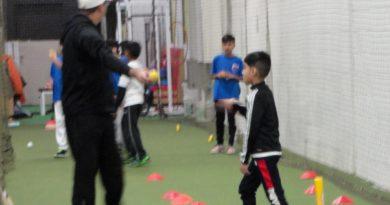 Team Training Session